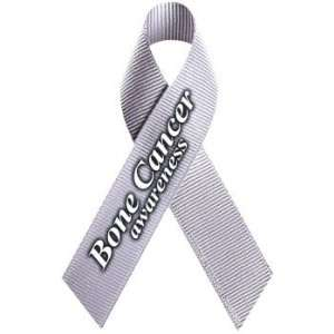 Bone Cancer Awareness Ribbon Magnet Automotive