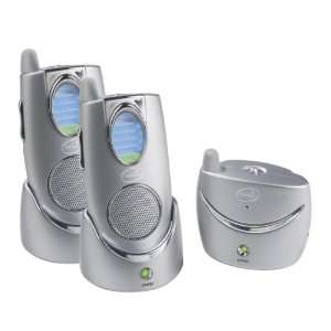 Summer Infant Secure Sounds 2.4 GHz Digital Audio Monitor