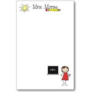 Pen At Hand Stick Figures   Large Full Color Pads (Teacher