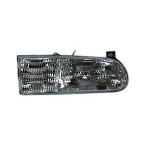 TYC 20 3004 00 Ford Windstar Passenger Side Headlight