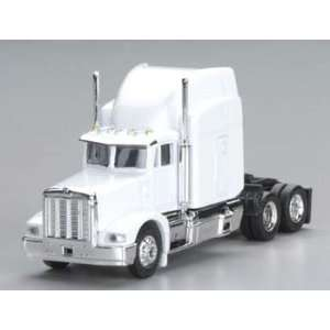 Power   1/87 Peterbilt Semi Truck Cab White HO (Trains) Toys & Games