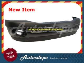 02 05 04 03 DODGE RAM PICKUP R1500 FRONT BUMPER BLACK