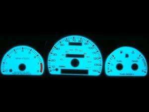 Ford Taurus SHO 90 91 92 93 94 95 Illumiglo Glow Gauges