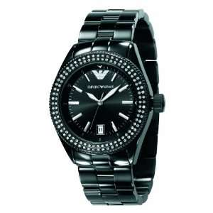 Emporio Armani Womens Steel Bracelet watch #AR5763