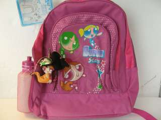 Girls School Backpack   Bratz Hello Kitty, Powerpuff Girls Bag   NWT