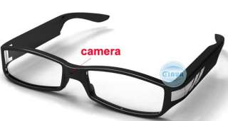 HD True 1080P Glasses Spy Camcorder Hidden Camera DVR Mini DV 1280x720