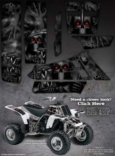 YAMAHA BANSHEE GRAPHICS THE CALL OF DEATH REAPER