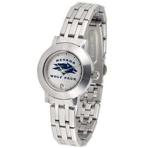 Nevada Wolf Pack Suntime Dynasty Ladies Watch   NCAA College Athletics