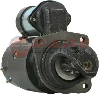 NEW STARTER MOTOR BOBCAT SKID STEER LOADER 520 530 630 720