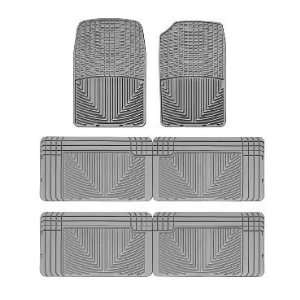 2003 2011 Ford Expedition Grey WeatherTech Floor Mat (Full
