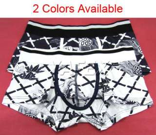 New Sexy Cotton Mens BOXERS BRIEFS Underwear Underpants Shorts Trunks