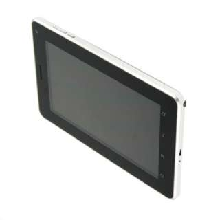 capacitive touch Dual Sim (3G+GSM) android 2.3 Tablet PC wifi GPS