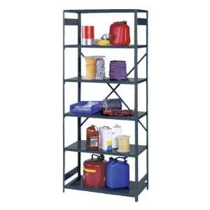 HeviLoad Plus II Series Industrial Grade Shelving Open