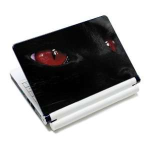 Red Cat Eye Laptop Notebook Protective Skin Cover Sticker
