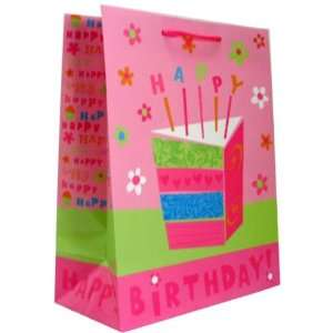 American Greetings Large Happy Birthday Gift Bag Case Pack