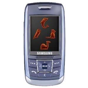 Samsung SGH E250 Unlocked Cell Phone with Camera, Media