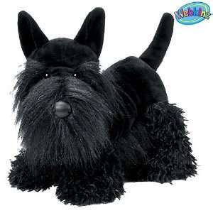Webkinz Virtual Pet Plush   SCOTTISH TERRIER (BLACK) Toys & Games