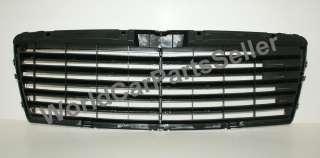 96 99 Mercedes E Class W210 Grille Avantgarde Chrome