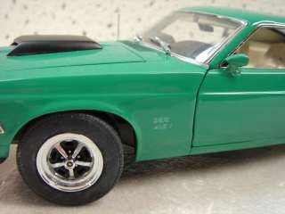 Danbury Mint 1970 Ford Mustang Boss 429 LE NR