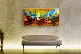 Abstract Modern Original Oil Painting Canvas Art Contemporary B95