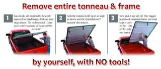 Extang Full Tilt Tonneau Cover Chevy S10 Stepside 96 03 750289086058