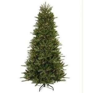 6.5 Pre Lit Medium Vermont Fir Instant Shape Artificial