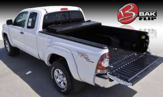 F1 Hard Folding Tonneau Bed Cover 05 12 Toyota Tacoma 5.3 Short Bed