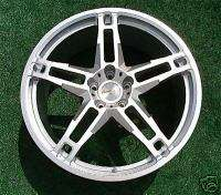 FORGED Genuine Champion Motorsport MONOLITE Audi R8 LightWeight WHEELS