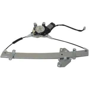 Mirage Sedan (C) Front Left Window Regulator TYC 670066 G Automotive