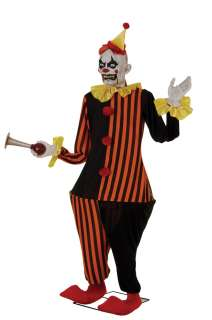 HONKY THE CLOWN Laughing Creepy Animated Halloween Prop