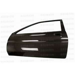 Seibon Carbon Fiber Doors Toyota Corolla AE86 84 87 Automotive