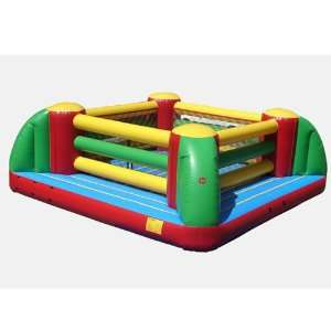 Kidwise 24 x 24 Boxing Ring Bounce House (Commercial Grade
