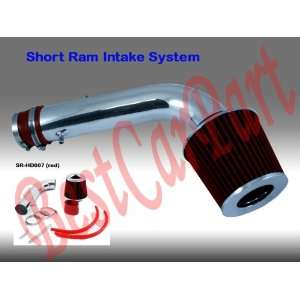 95 96 97 98 99 00 Ford Ranger 4.0l OHV Short Ram Intake Red (Included