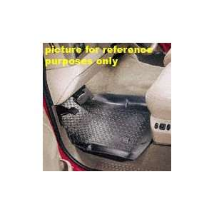 99 FORD F350 SUPER DUTY PICKUP f 350 FLOOR LINER TRUCK, Front, 2 Piece