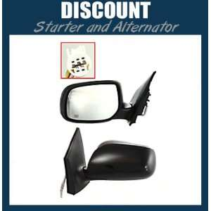 New Driver Side Mirror LH, 2009 2011 Toyota Corolla, Power, Non Heated