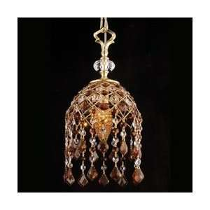 Dale Tiffany GH80256 Bexley Mini Pendant Light, Gold