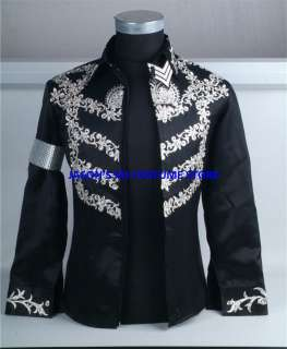 WOWMichael Jackson This Is It Press Conference Jacket