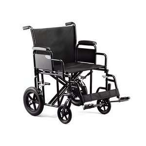 Bariatric Heavy Duty Transport Chair by Invacare Health