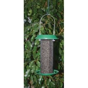 Magnum Thistle Bird Feeder   1 Pt., Hunter Green Plastic
