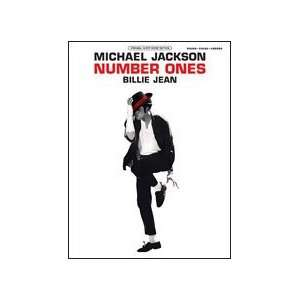 Michael Jackson   Billie Jean   P/V/G Sheet Music Musical