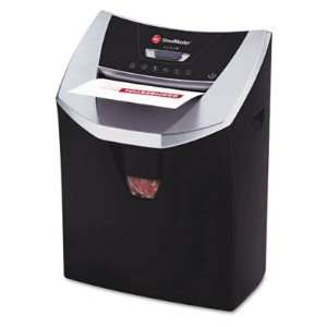 Shredmaster SC170 Light Duty Strip Cut Paper Shredder   Black