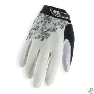 FOX RACING INCLINE MOUNTAIN BIKE WOMENS MEDIUM GLOVES M
