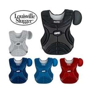 Louisville Slugger Omaha Chest Protector   Adult   Grey
