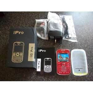 IPro I6 QuadBand, Qwerty keyboard Dual SIM Mobile Phone