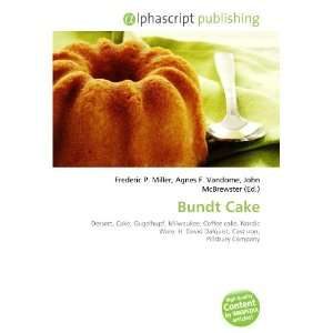 Bundt Cake (9786133903807) Books