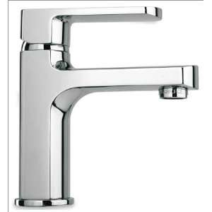 Chrome Single Handle Bathroom Faucet from the Novello Series 86CR211