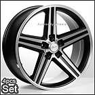 24 IROC Wheels Rims Rim Wheel Chevy El camino Camaro