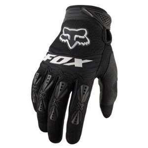 Racing Dirtpaw Youth Gloves 2012 Youth Large Race Black Automotive