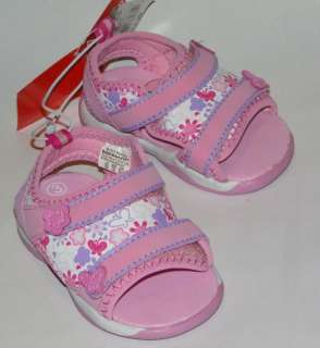 FISHER PRICE Carey GIRLS INFANT / TODDLER SANDAL NEW