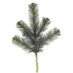 PVC Christmas Spray   Green   Douglas Fir   7 Tips   Vickerman A808705